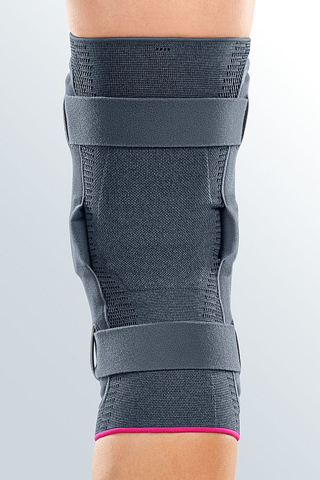 Genumedi pro knee orthoses from medi in silver